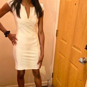 Lulu White Dress Size Small